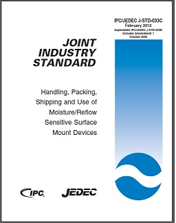 IPC / JEDEC J-Std-033C
