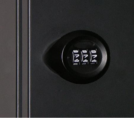 Combination lock for Eureka Dry Tech Auto Dry box