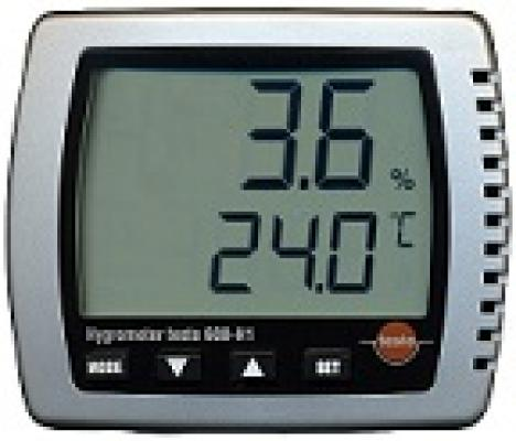 Testo Digital Thermo Hygrometer German Made