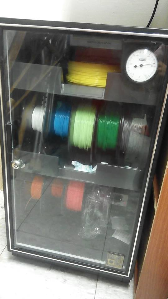 Eureka Dry Tech Filament Storage