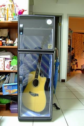 Personal Guitar Storage Cabinet