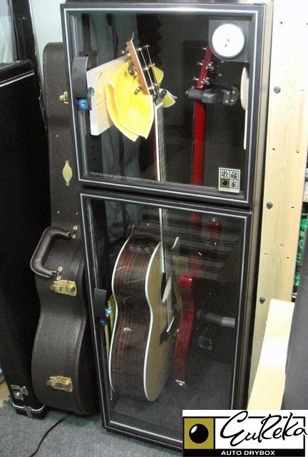 Personal Humidity Proof Guitar Storage