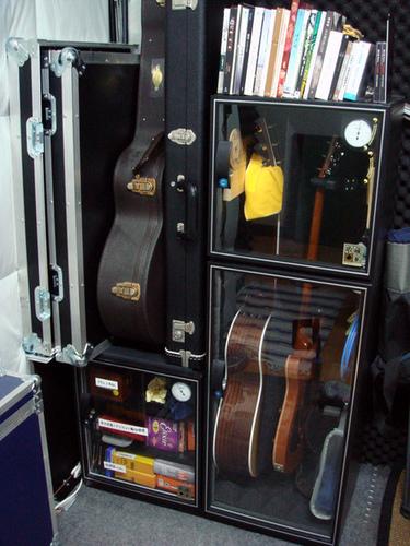 Guitar Storage Dry Cabinet, Guitar Storage Cabinet