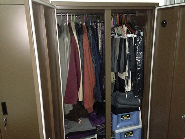 Sports Coats and other clothing in Eureka Dry Tech Wardrobe Dry Cabinet