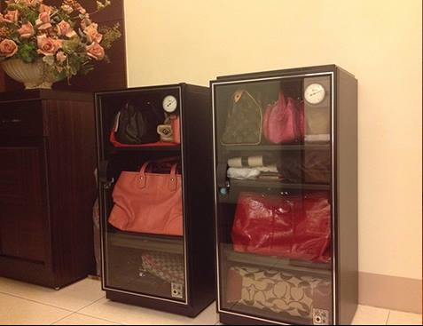 Leather Bags and Purses in Eureka Auto Dry Box