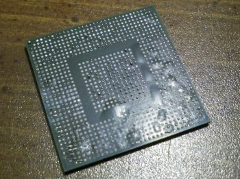 Ball Grid Array - BGA popcorning from humidity absorption during reflow process