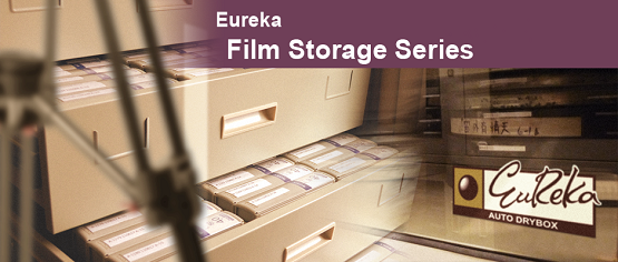 Eureka Dry Tech Photography equipment and Film storage