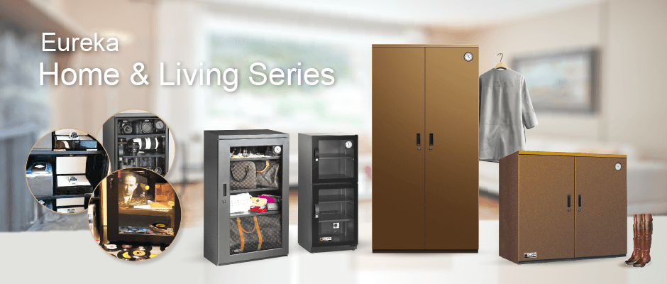 Humidity Controlled storage for Home & Living Environment